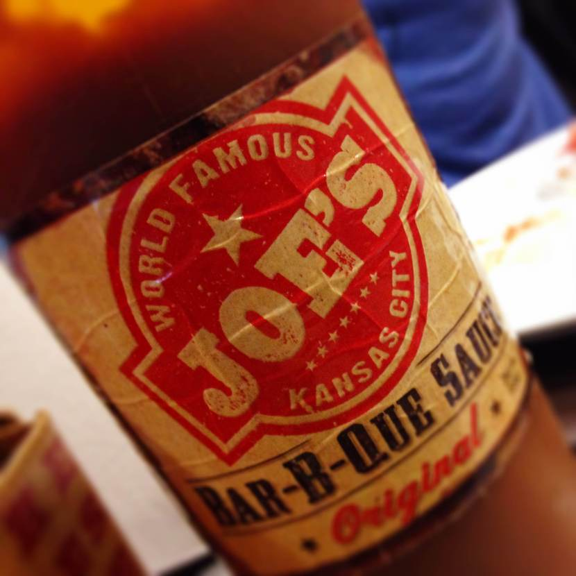 OK Joe's BBQ Sauce